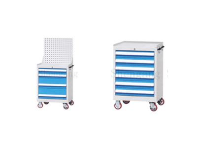 6 pumping tool cabinet   4 pumping peg board tool cart
